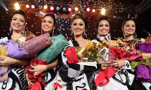 Miss Cebu 2010 Winners