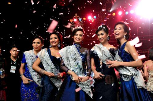 Miss Cebu 2009 Winners