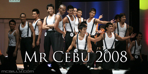 Mr Cebu Grand Coronation Night
